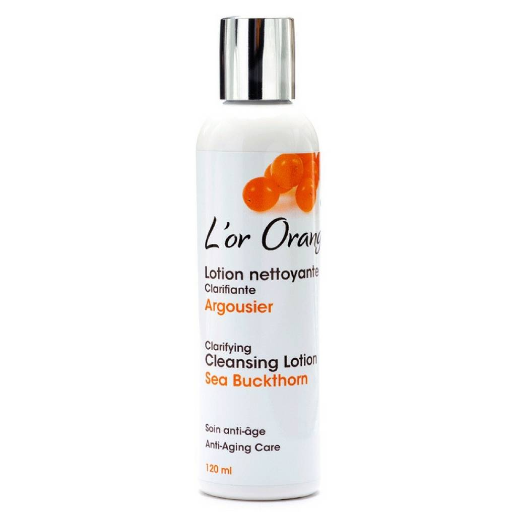 Sea Buckthorn Cleansing Lotion