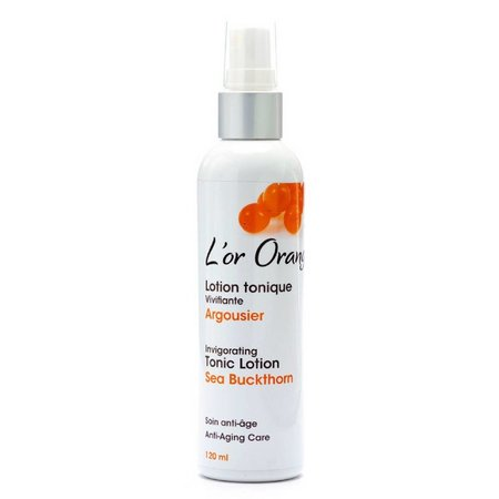 Lotion tonique à l'argousier