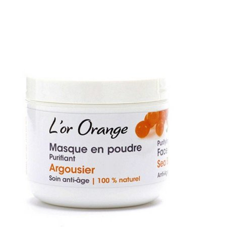 Sea Buckthorn Powder Mask
