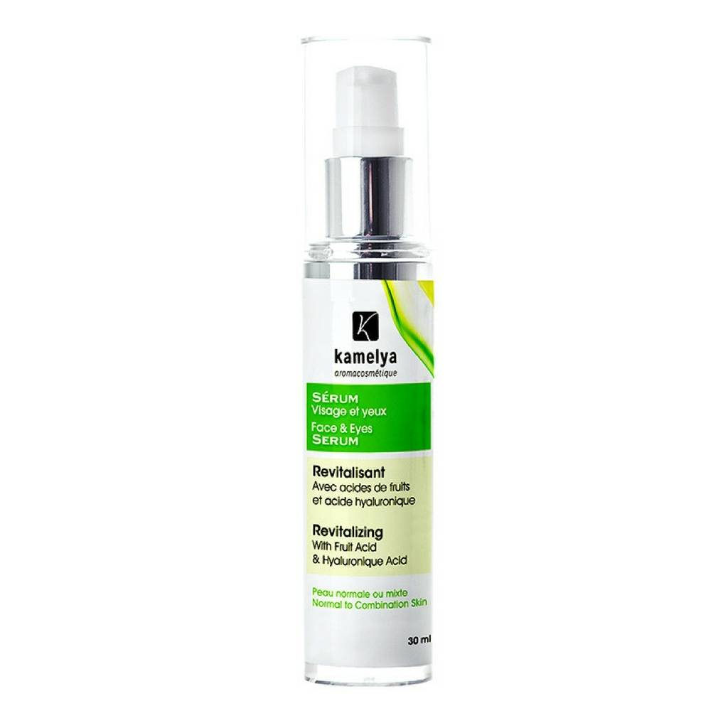 Revitalizing Face & Eyes Serum