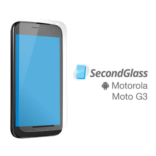 Second Glass Second Glass - Motorola Moto G3