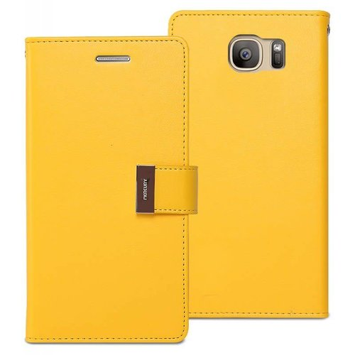 Goospery Rich Diary Galaxy S7 Edge