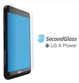 Second Glass Second Glass - LG X Power