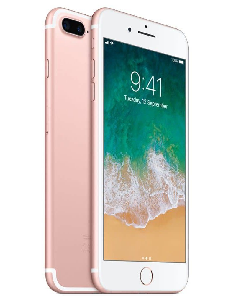 Apple Cell iPhone 7 Unlock - Rose Or 32 Go (Wow)