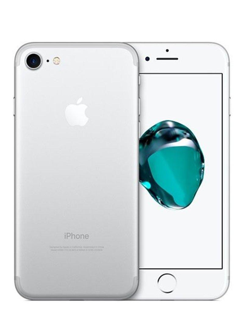 iphone 7 argent 32