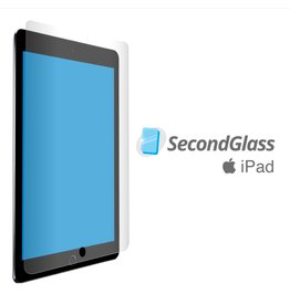 """Second Glass Second Glass - Protecteur d'écran en verre trempé pour iPad Pro 10.5"""""""