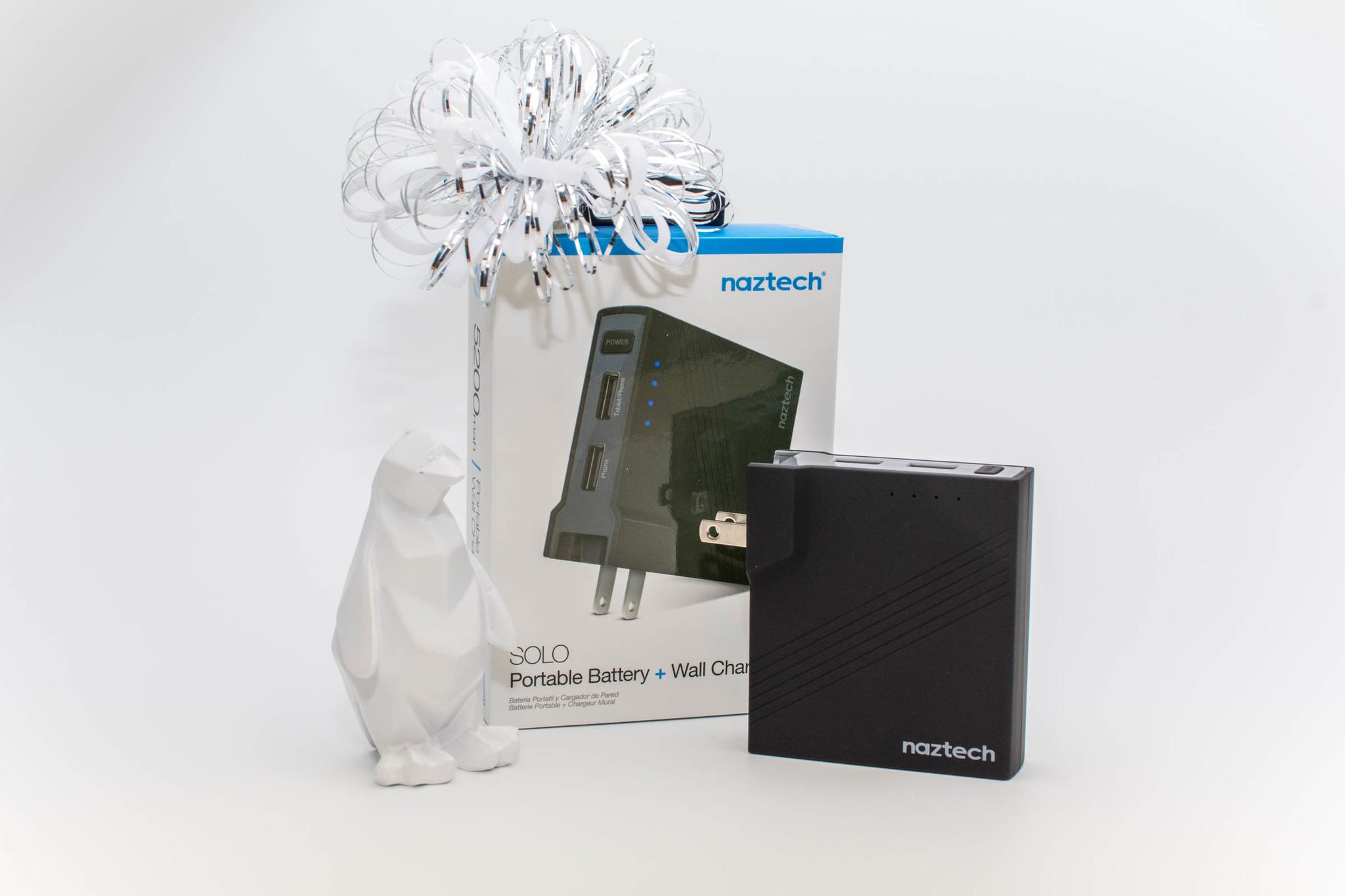 Naztech Solo Batterie Portable