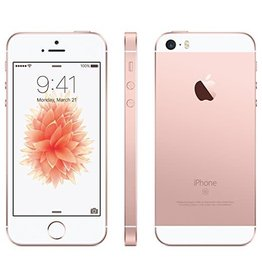 Apple Cell iPhone SE Unlock Rose 16 Go (Good)