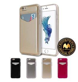 Goospery Slim + Card - iPhone 6 Plus / 6s Plus