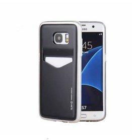 Goospery Slim + Card - Galaxy S7 Edge