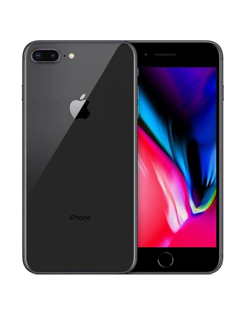 Cell iPhone 8 Plus Unlock Noir 64 Go (Wow)