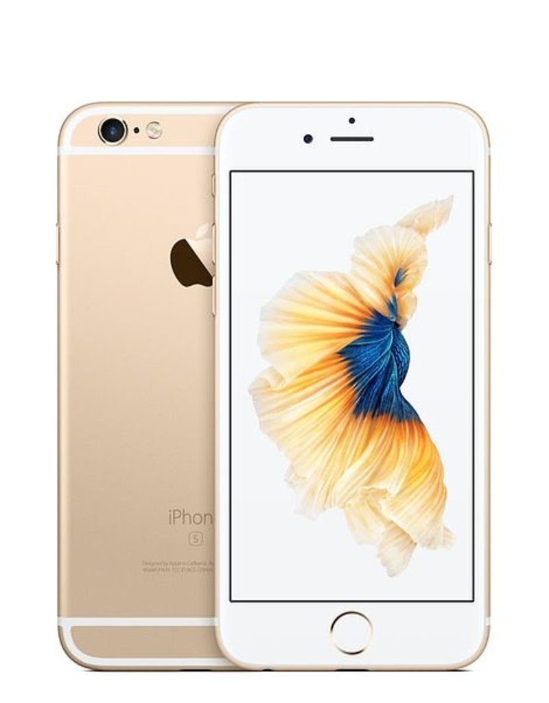 Apple Cell iPhone 6S Unlock Or 128 Go (Wow)