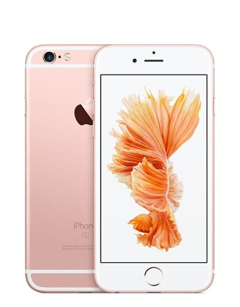 Apple Cell iPhone 6S Plus Unlock Rose Or 64 Go (Wow)