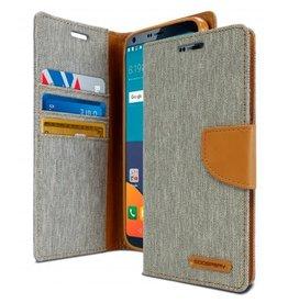 Goospery Canvas Diary LG G6