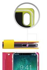 Goospery Étui Rich Diary pour iPhone X - Livraison rapide partout au Canada!