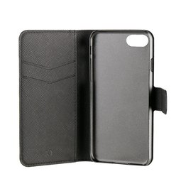 Xqisit iPhone 7 Black Viskan Wallet Case