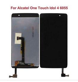 Alcatel iDol 4 6055a - Vitre et LCD pièce de remplacement