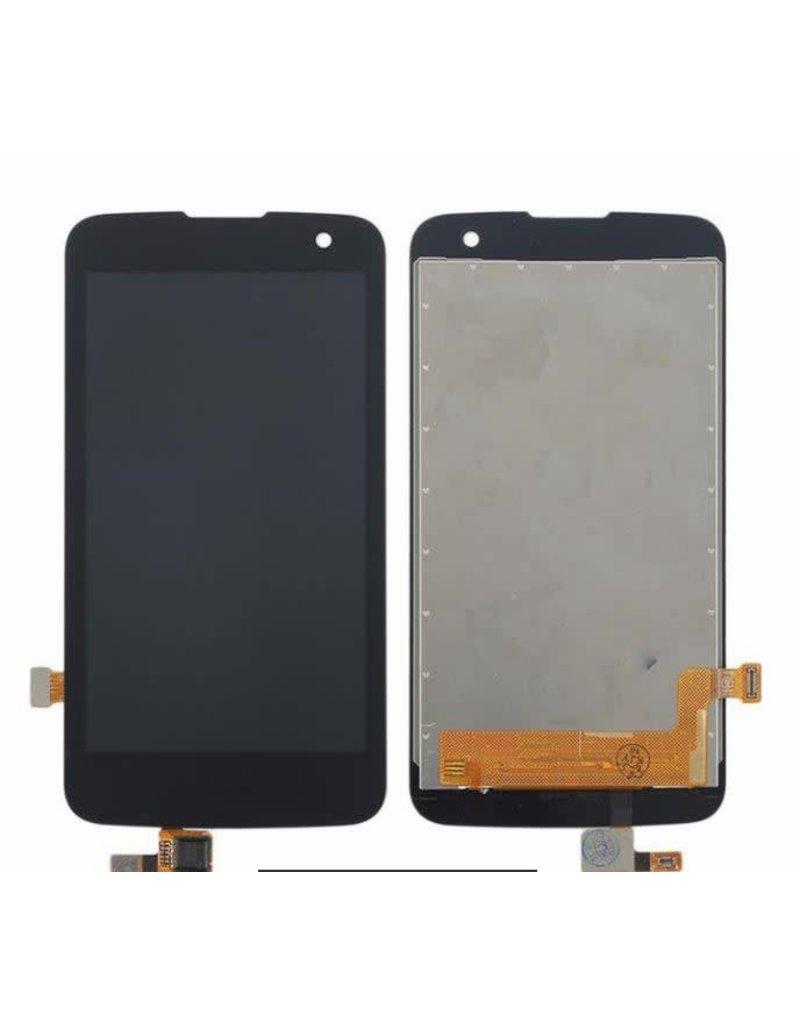 LG Vitre et LCD de remplacement pour LG K4 (K121) - Livraison rapide partout au Canada!