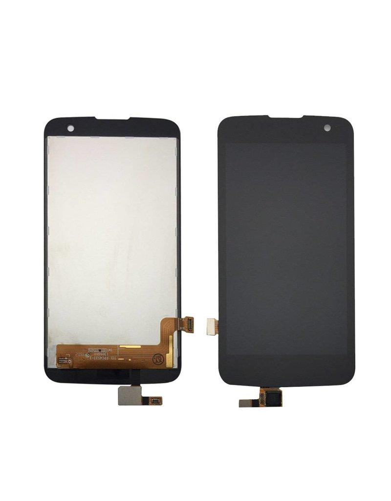 LG Vitre et LCD de remplacement pour LG K4 (K130) - Livraison rapide partout au Canada!