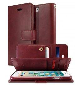 Goospery Étui Mansoor Diary pour iPhone 7 / 8