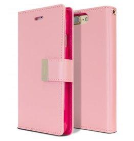 Goospery Étui Rich Diary pour iPhone 7 Plus / 8 Plus