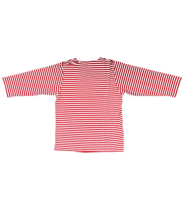 ACC Striped V-Neck Tee