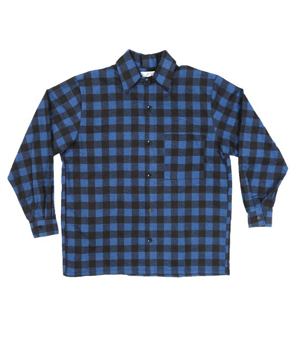 ACC Buffalo Check Button Shirt