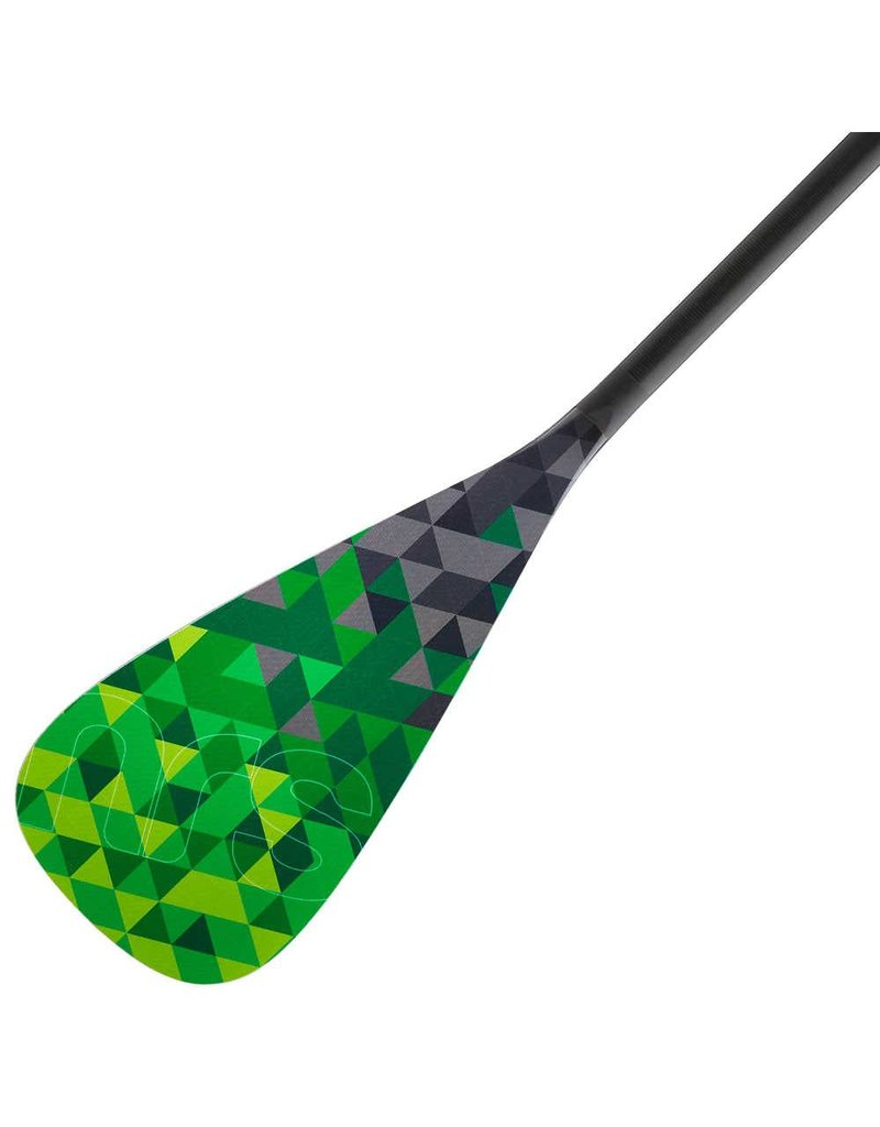 """NRS NRS Rush SUP 3-piece Paddle 68-86"""" Green"""
