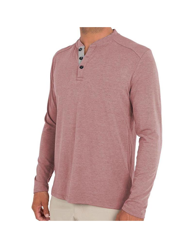 Free Fly Apparel Men's Free Fly Bamboo Flex Henley
