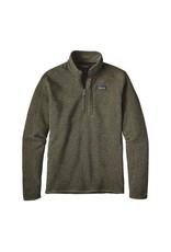 Patagonia Patagonia M's Better Sweater 1/4 Zip Fleece