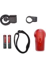 Planet Bike Blinky 7 LED Taillight: Red/Black
