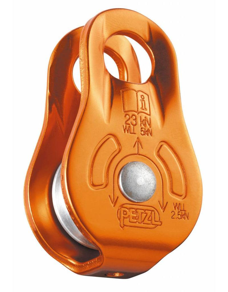 Petzl FIXE Pulley, Yellow