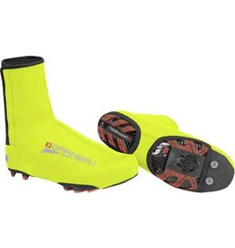 Louis Garneau Neo Protect II Shoe Cover: Bright Yellow XL