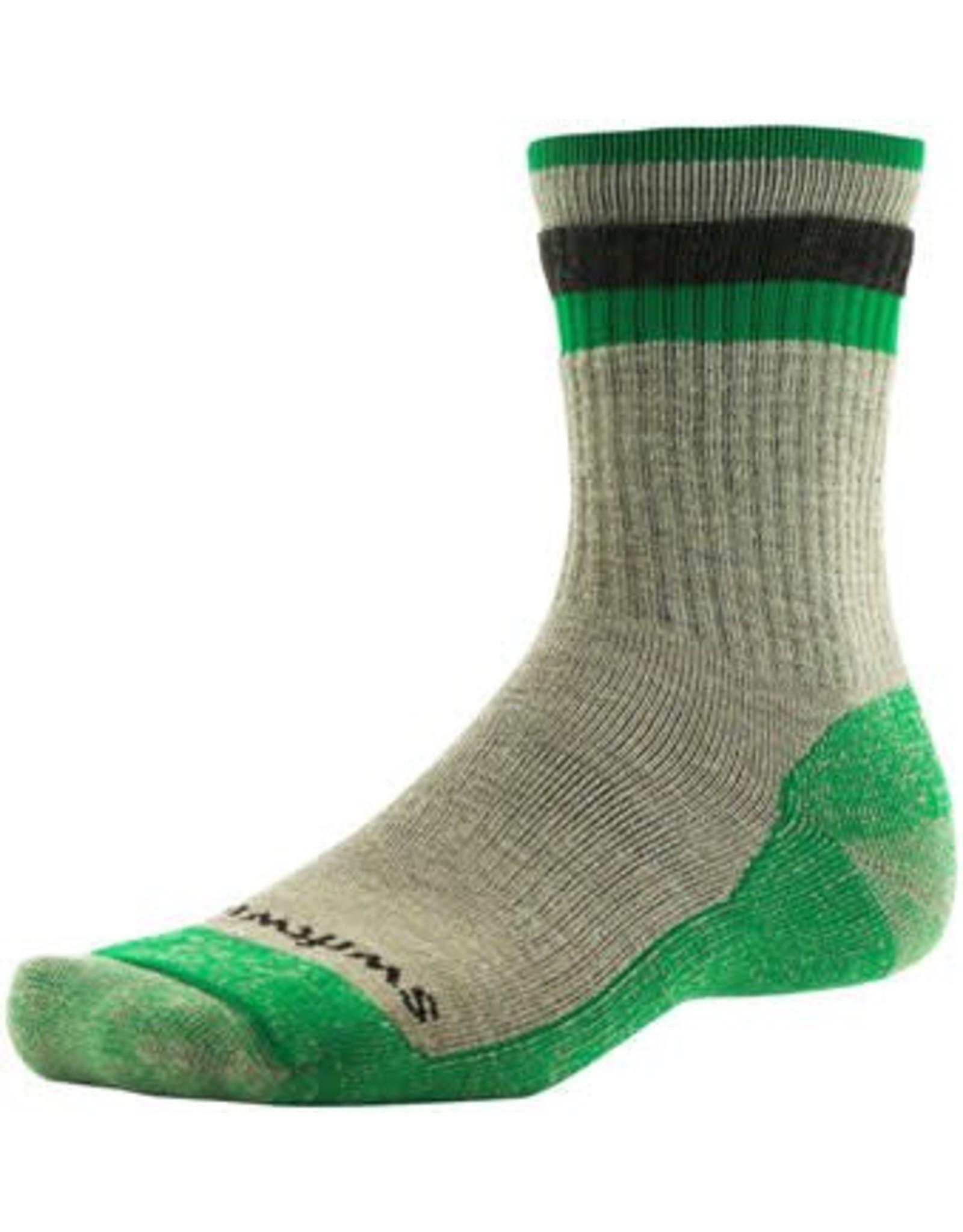 Swiftwick Pursuit Hike Six Medium Cushion Wool Socks