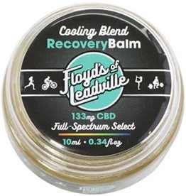 Floyd's of Leadville CBD Cool Balm: Full Spectrum, 133mg, 10ml Container