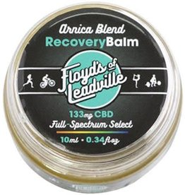 Floyd's of Leadville CBD Arnica Balm: Full Spectrum, 133mg, 10ml Container