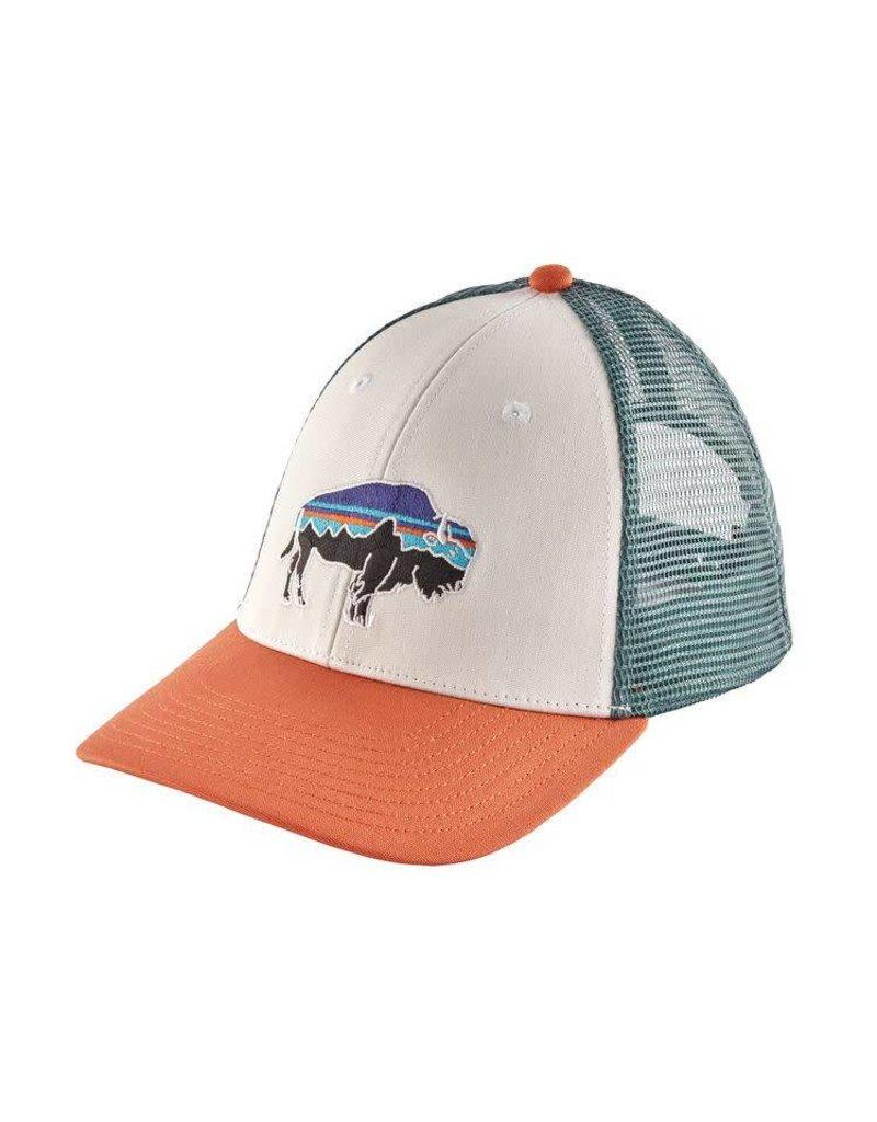 Patagonia Patagonia Fitz Roy Bison LoPro Trucker Hat