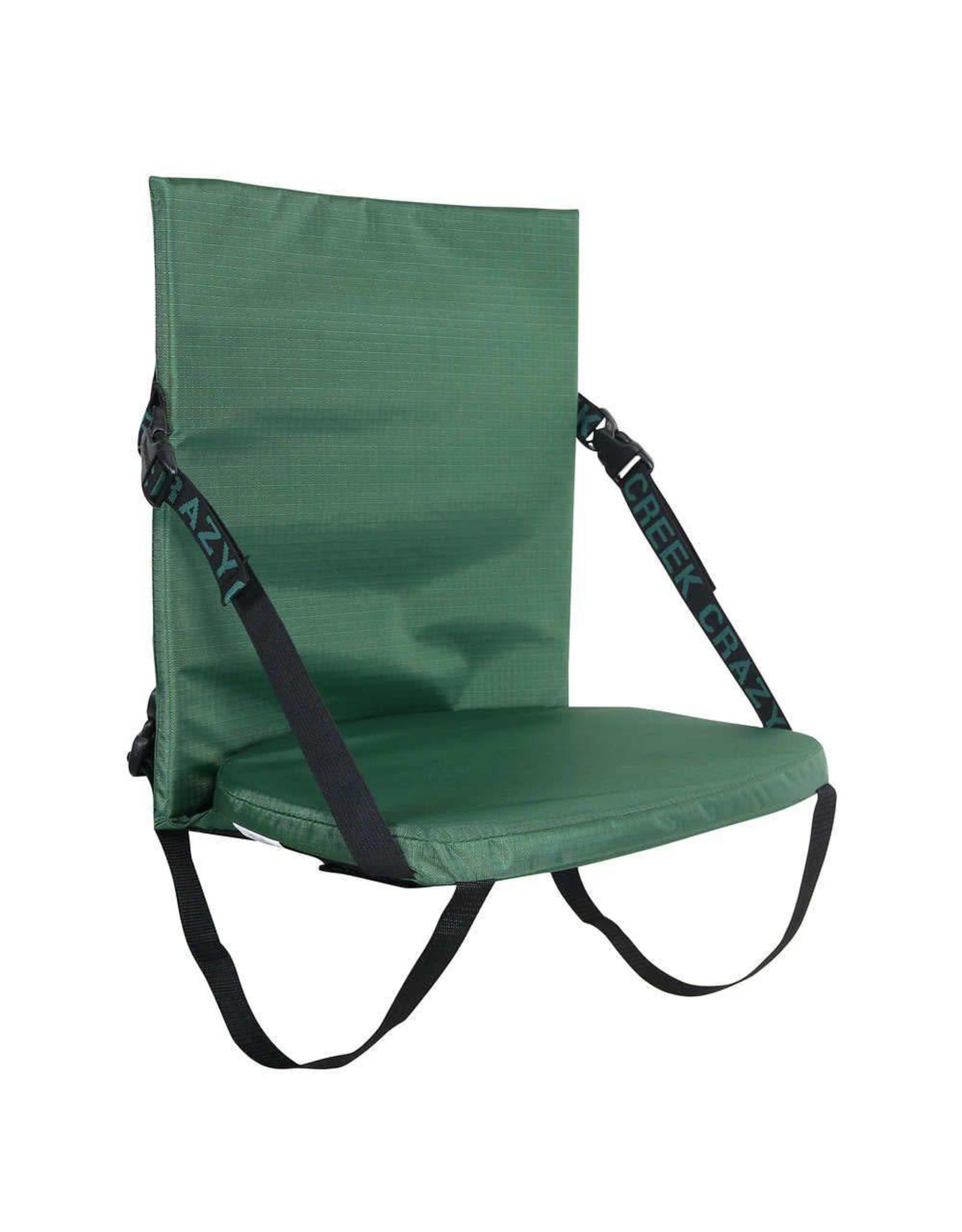 Crazy Creek Crazy Creek Canoe Chair Green