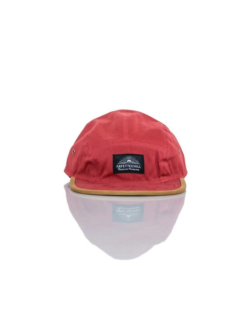 Fayettechill Fayettechill Cooper Hat - Garnet - One Size