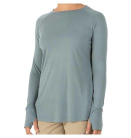 Free Fly Apparel W's Free Fly Bamboo Weekender L/S