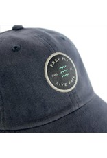 Free Fly Apparel Free Fly CHS Wave Hat - Washed Navy - One Size