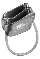 Petzl Belay Device - Verso - Grey