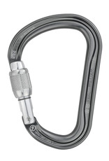 Petzl WILLIAM H-frame carabiner, SCREW-LOCK