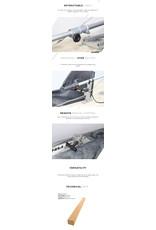 Throttle Shaft Extension for Jet Turbo Kayak, Canoe, SUP engine