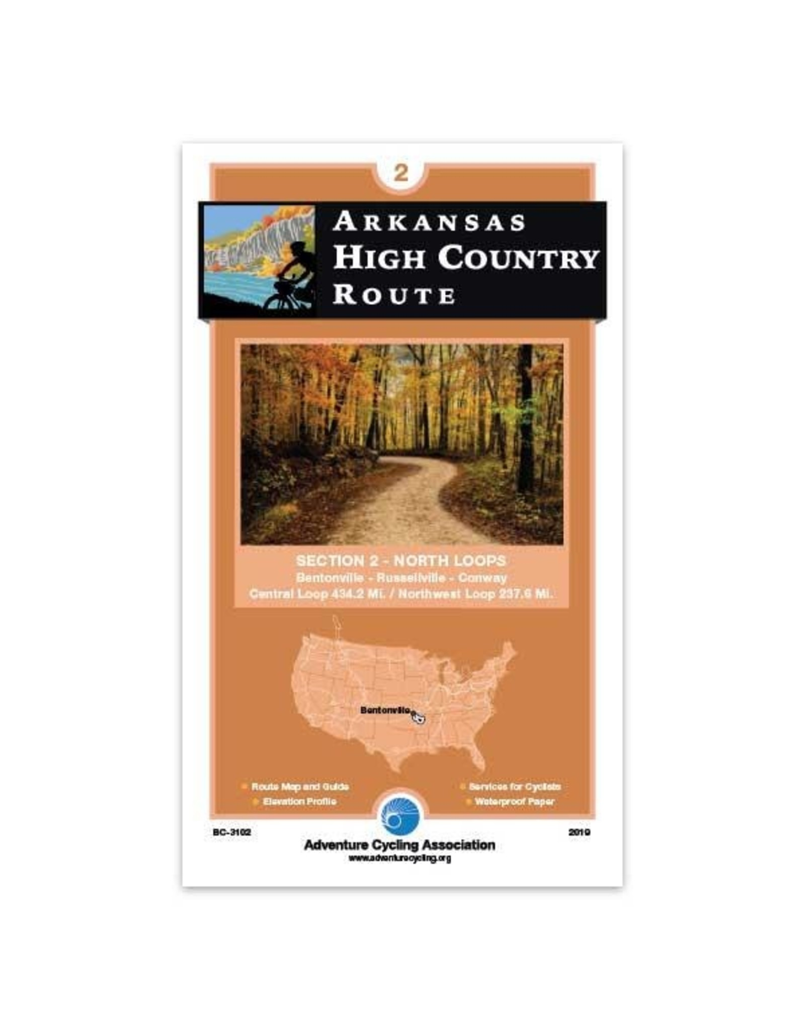 ACA AR High Country Route Section 2 North