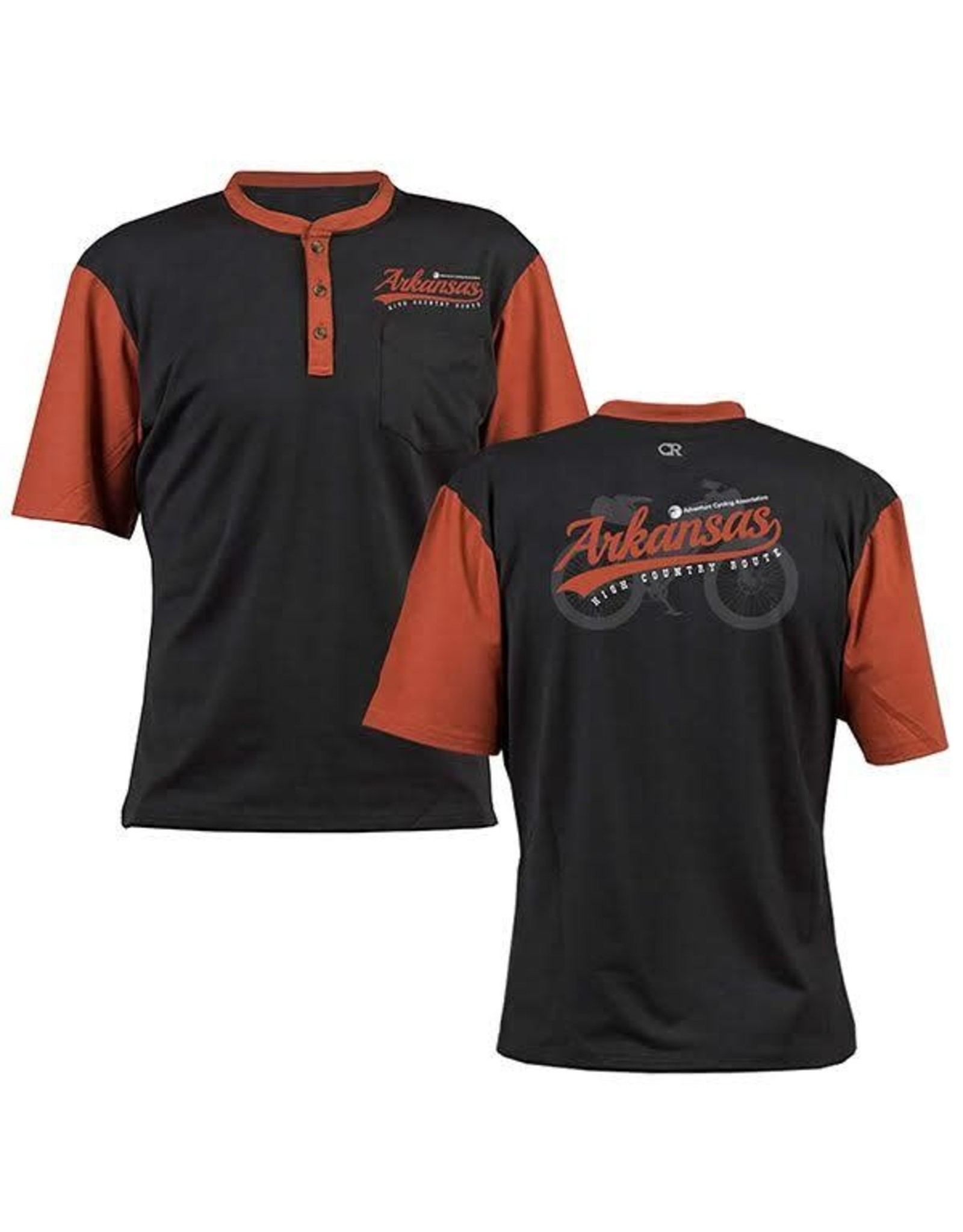 ACA AR High Country Route Jersey, Lg