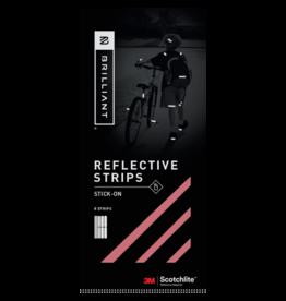 Brilliant Brilliant Reflective Strips - Stick On