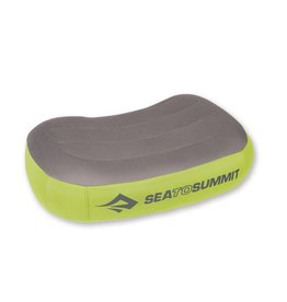 Sea to Summit Aeros Pillow Premium - Large - Lime