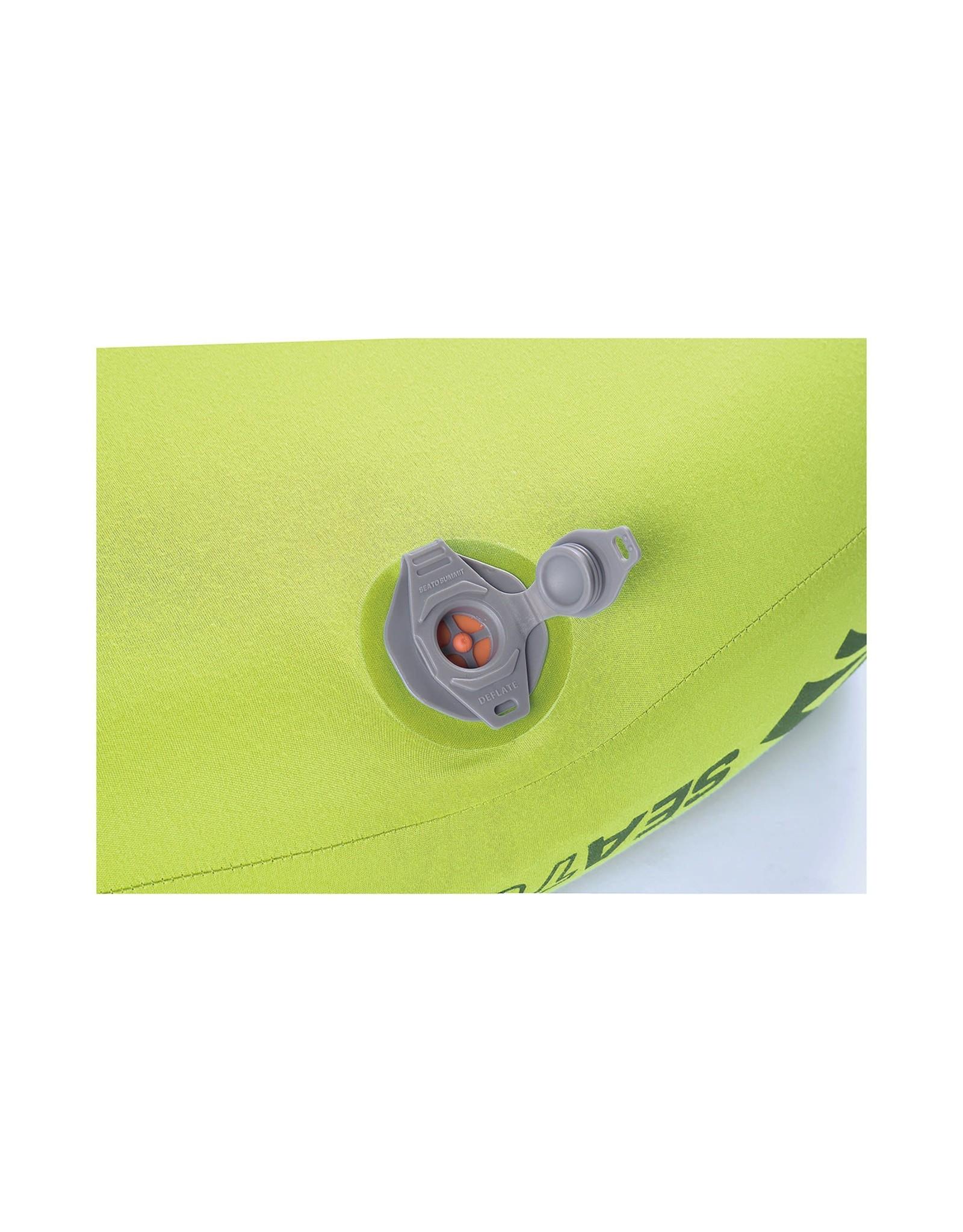 Sea to Summit Aeros Pillow Premium - Large - Lime