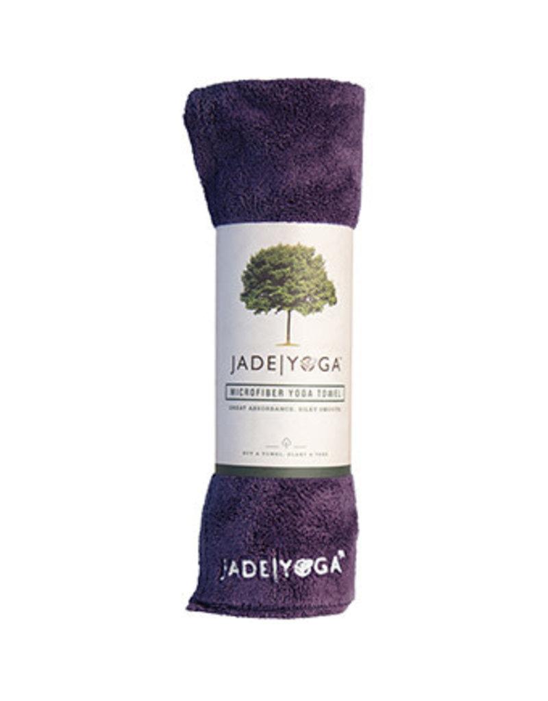 Jade Yoga Microfibre Mat Towel in Various colours